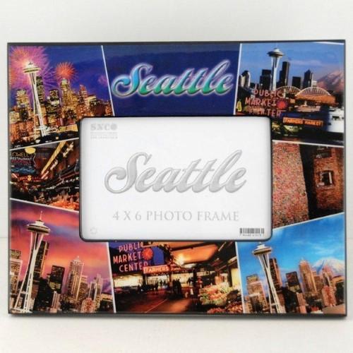 Michael\'s Company   Seattle Souvenir Picture Frame
