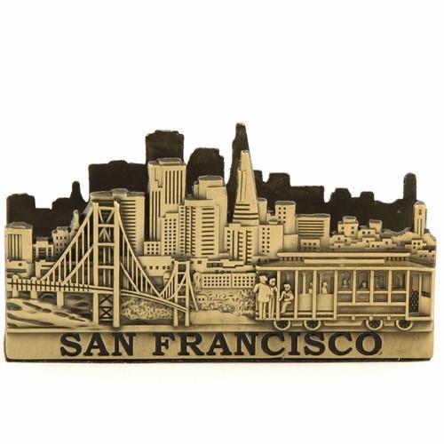 Smith Novelty San Francisco Souvenir Wristband