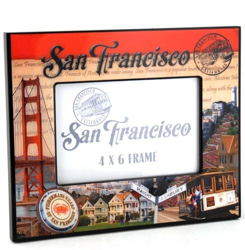 Smith Novelty | San Francisco Picture Frame
